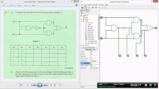 Tutorial 9 : Designing complex Logic Systems