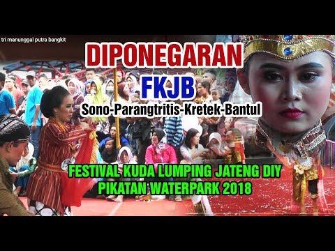 DIPONEGARAN FKJB - Festival Kuda Lumping Jateng - DIY Waterpark Pikatan 02 Des 2018