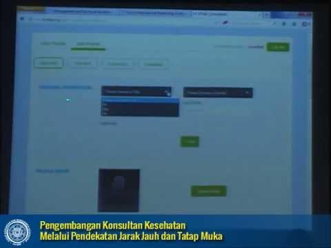 sesi 2 dr. Bambang Hartono, SKM, M.Sc: Cara Register Ke Database Konsultan Kesehatan MTAF