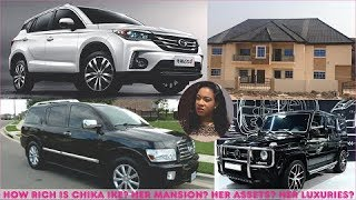 How rich is Chika ike  Her Mansions Cars Luxuries  Assets