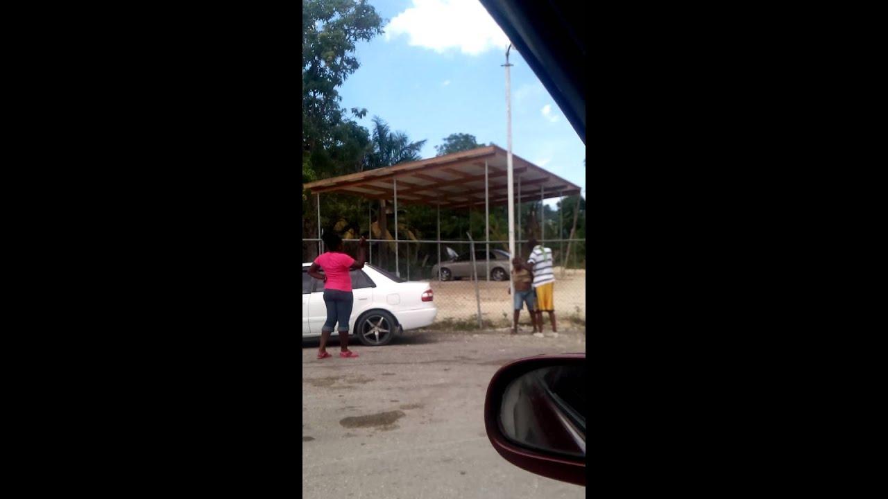 Download Man a beat him woman in Jamaica careless rass