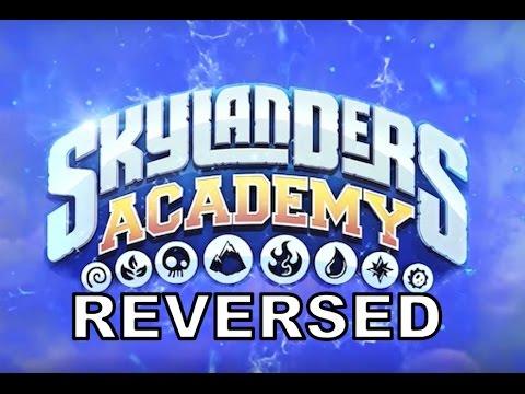 Skylanders academy intro (reversed)