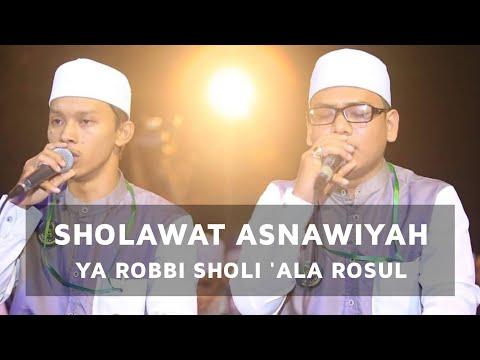 YA ROBBI SHOLLI 'ALA ROSUL   SHOLAWAT ASNAWIYAH - AZZAHIR TERBARU (Voc. Mustaqim)   FULL BASS