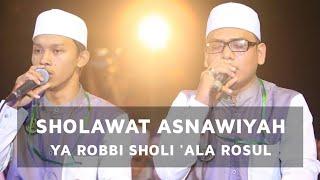 YA ROBBI SHOLLI 'ALA ROSUL | SHOLAWAT ASNAWIYAH - AZZAHIR TERBARU (Voc. Mustaqim) | FULL BASS