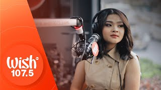 "Louie Anne Culala performs ""Sana Ako"" LIVE on Wish 107.5 Bus"