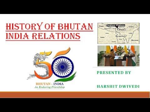 India-Bhutan Historical Relations (1949 & 2007 Friendship Treaty) Complete Analysis