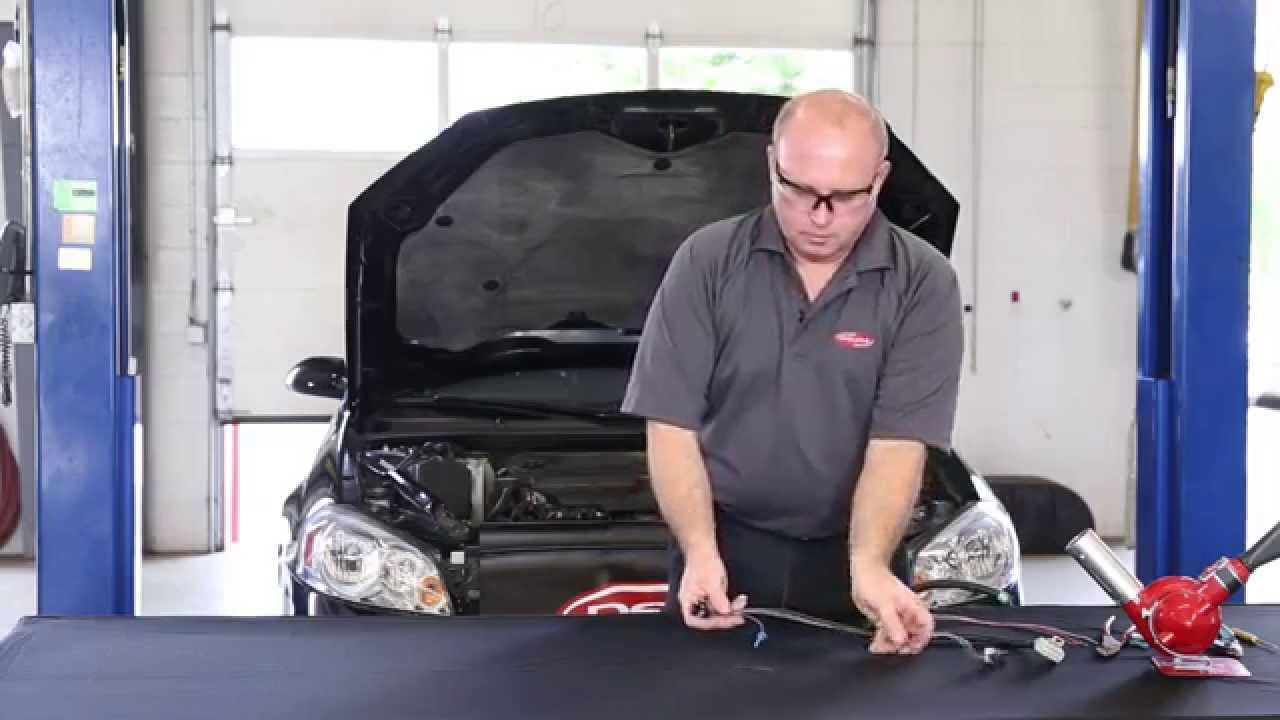 replace  fuel pump wiring harness youtube