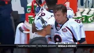 Broncos vs Colts 2009 Week 14
