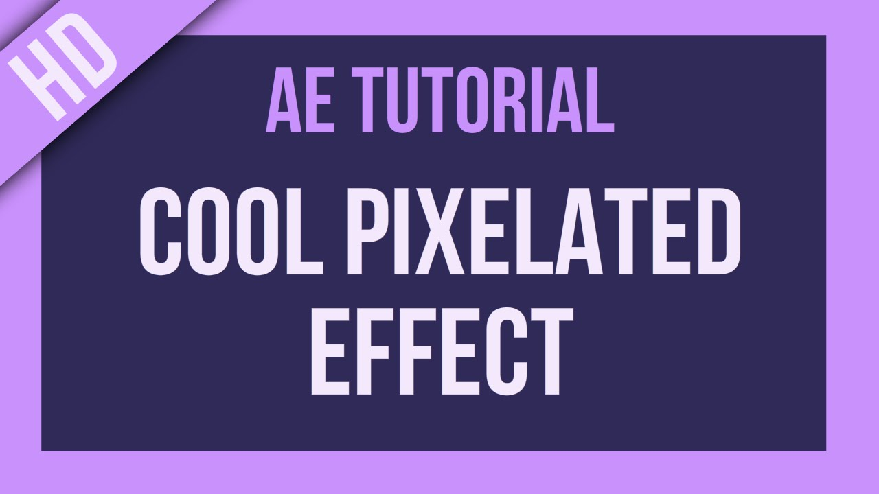 After Effect Tutorial Animation Logo - Best Animation 2018
