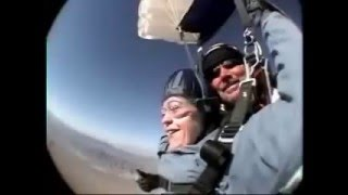 Kay's Vegas Skydive