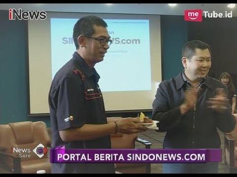 Prestasi Melesat, SindoNews.Com Gelar Syukuran - iNews Sore 20/01