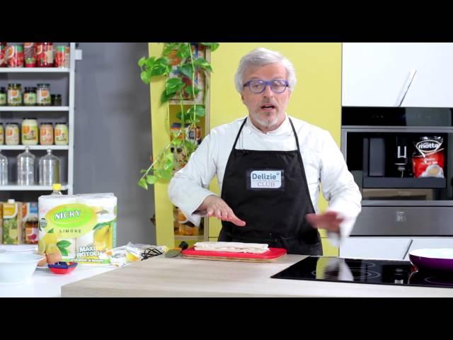Le Delizie di Leonardo #27 - Mozzarella in carrozza