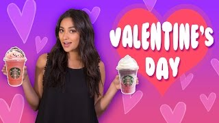 Valentine's Day Drinks! | Reporting Live
