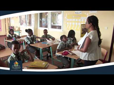 Welcome to The Bridge International School of Douala