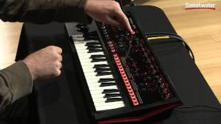 Roland JD-Xi Hybrid Synthesizer Demo by Sweetwater Sound