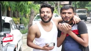 Amit बना भिखारी || New Comedy Video From Amit Bhadana
