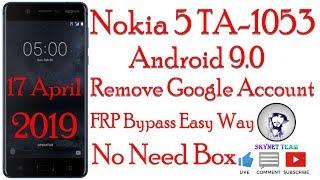 Nokia 5 frp bypass