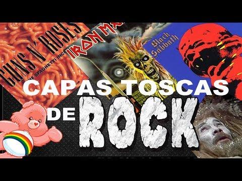 Capas Toscas de ROCK