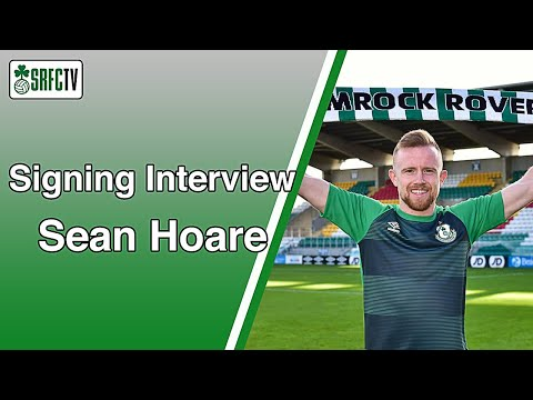 New Signing Interview | Sean Hoare