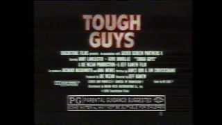 Tough Guys 1986 TV Spot