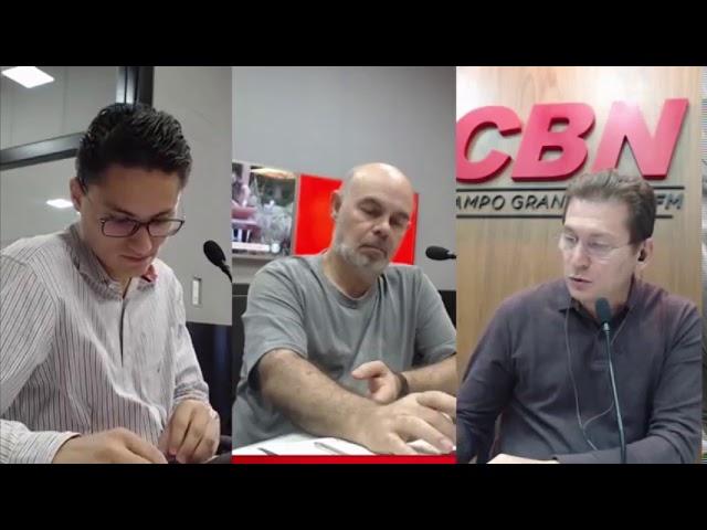 CBN (23-03-2019) - com Eder Campos