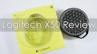 Logitech X50 Mini Bluetooth Budget Speakers Review
