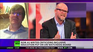 Backlash over appt of Toby Young to board of uni watchdog
