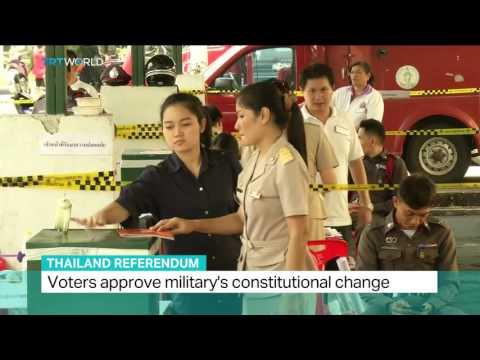 Thailand Referendum: Interview with human rights specialist Sutharee Wannasiri