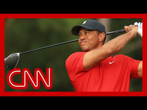 Police reveal what caused Tiger Woods crash