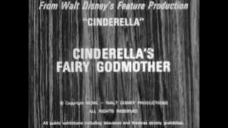 Cinderella - Cinderella's Fairy Godmother (1950)