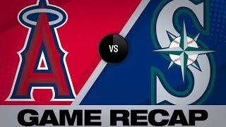 5/31/19: Bruce, Murphy homer in Mariners' 4-3 win