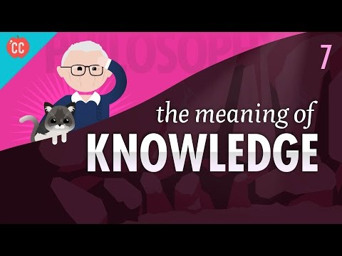 PHILOSOPHY - Epistemology: Analyzing Knowledge #4 (Tracking Theories) [HD]
