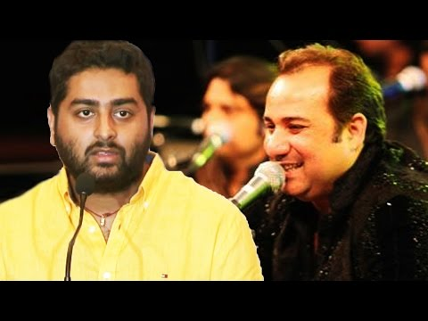 Arijit Singh FINALLY Reacts To FIGHT With Rahat Fateh Ali Khan