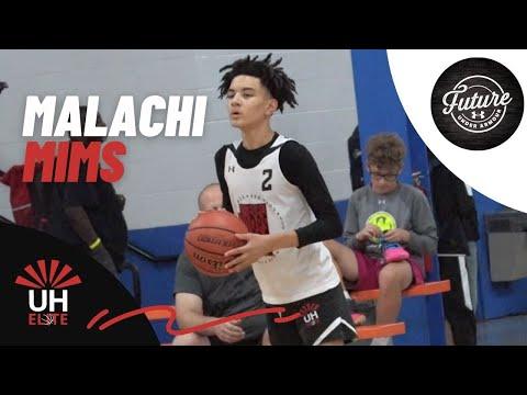 Malachi Mims 6th UA Future - UH Elite