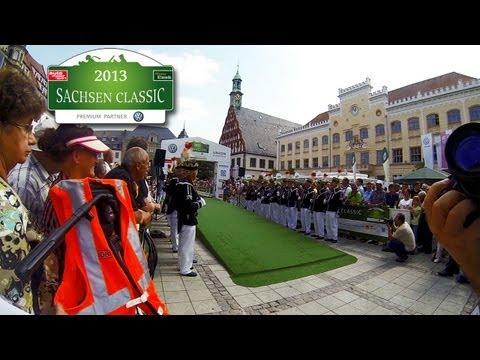 Sachsen Classic 2013,  22. August 13, Teil 1, GoPro Hero 3
