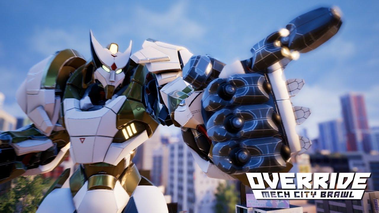 Override - Announcement Trailer