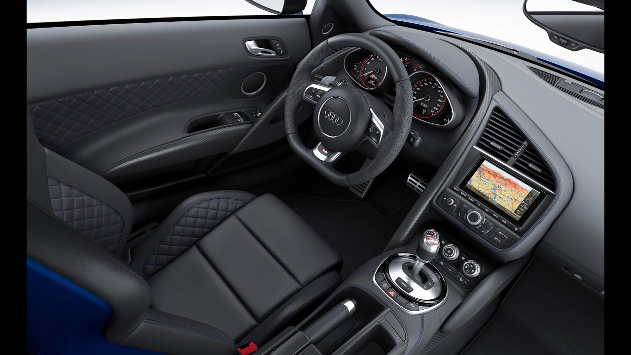 2015 Audi R8 LMX INTERIOR Review 1 of 99 Audi R8 LMX Price ...