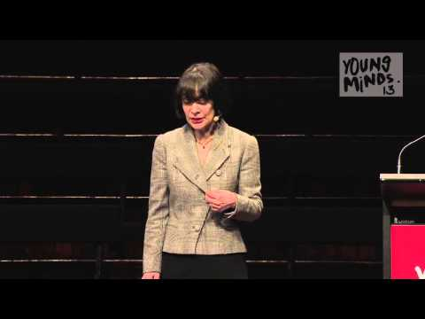 Professor Carol Dweck 'Teaching a growth mindset' at Young Minds 2013