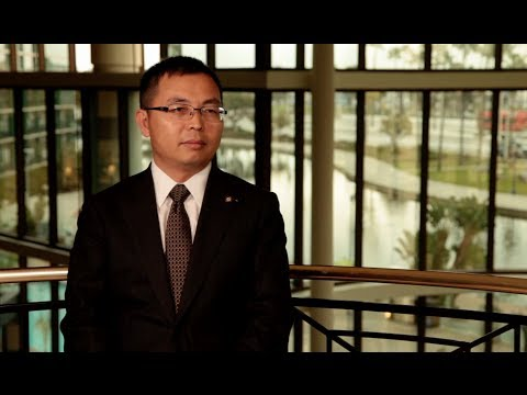 JOC | TPM 2014 Sponsored Video: China Merchant Holdings International