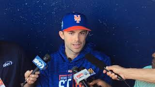 Mets' David Wright on wanting to play