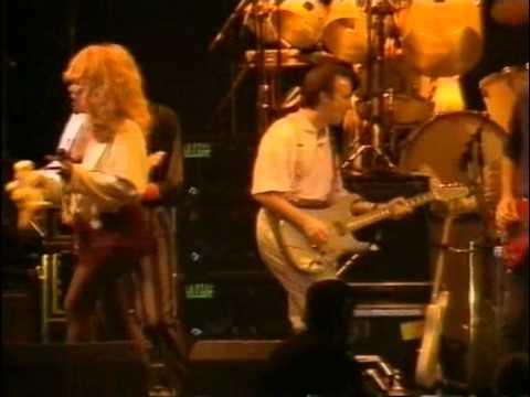 Eric Clapton & Tina Turner   Tearing Us Apart  Princes Trust 1986