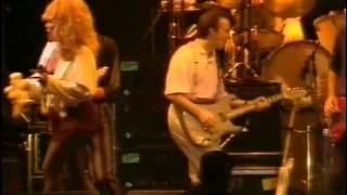 Eric Clapton & Tina Turner   Tearing Us Apart Live Prince's Trust 1986