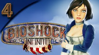 Mr. Odd - Let's Play Bioshock Infinite Part 4 - Columbia Friends of the Negro Society