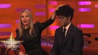 Cameron Diaz Defends Pubic Hair – The Graham Norton Show