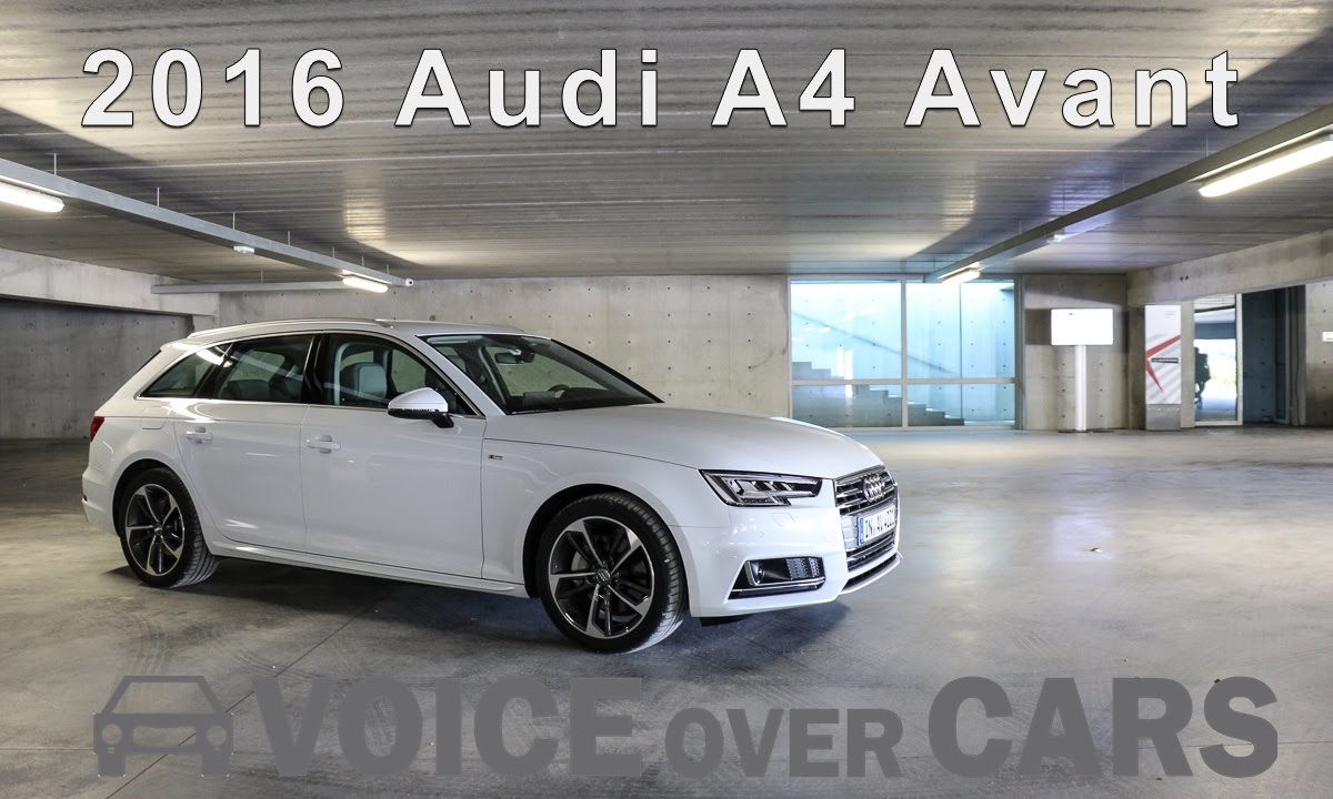 2016 audi a4 avant fahrbericht test review tech. Black Bedroom Furniture Sets. Home Design Ideas
