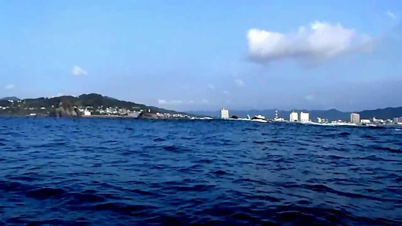 海驢島&波濤根 - YouTube