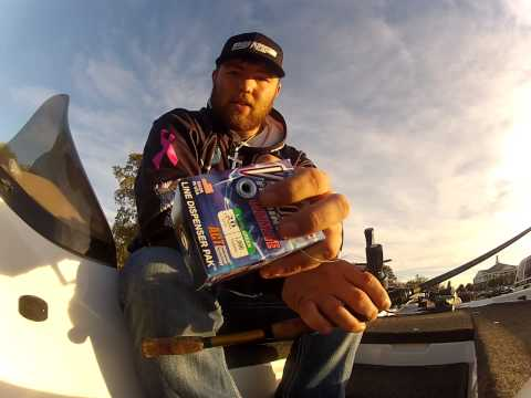 How To Spool Fishing Line On Your Rod And Reel
