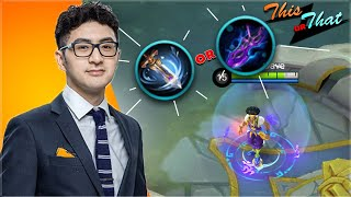 Best Item for Marksman? | This or That | Mobile Legends