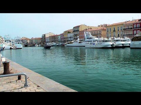 Sète, Hérault, Languedoc-Roussillon, France [HD] (videoturysta)