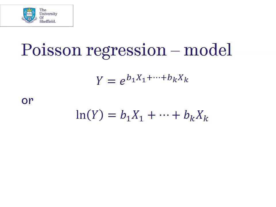 poisson regression I understand that for certain datasets such as voting it performs better why is poisson regression used over ordinary linear regression or logistic regression what is the mathematical motivation .